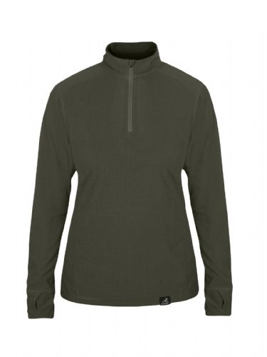 Paramo Ladies' Grid Technic Baselayer - Moss Green